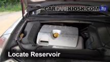 2002 Renault Vel Satis 2.0T 2.0L 4 Cyl. Turbo Líquido limpiaparabrisas