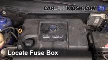 2002 SEAT Ibiza Stella 1.2L 3 Cyl. Fuse (Engine)