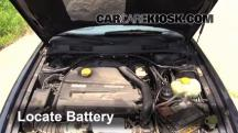 2002 Saab 9-3 SE 2.0L 4 Cyl. Turbo Hatchback (4 Door) Battery