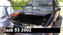 2002 Saab 9-3 SE 2.0L 4 Cyl. Turbo Hatchback (4 Door) Review