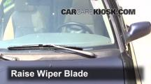 2002 Saab 9-3 SE 2.0L 4 Cyl. Turbo Hatchback (4 Door) Windshield Wiper Blade (Front)