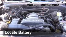 2002 Toyota Sequoia SR5 4.7L V8 Battery