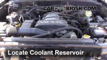 2002 Toyota Sequoia SR5 4.7L V8 Coolant (Antifreeze)