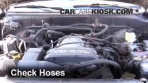 2002 Toyota Sequoia SR5 4.7L V8 Hoses