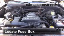 2002 Toyota Sequoia SR5 4.7L V8 Fuse (Engine)