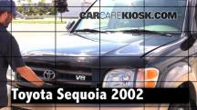 2002 Toyota Sequoia SR5 4.7L V8 Review