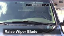2002 Toyota Sequoia SR5 4.7L V8 Windshield Wiper Blade (Front)