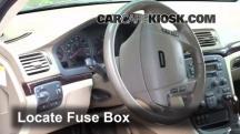 2002 Volvo S80 2.9 2.9L 6 Cyl. Fusible (interior)