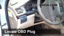 2002 Volvo S80 2.9 2.9L 6 Cyl. Compruebe la luz del motor
