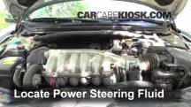 2002 Volvo S80 2.9 2.9L 6 Cyl. Power Steering Fluid