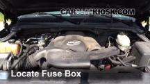 2003 Cadillac Escalade 6.0L V8 Fuse (Engine)