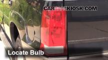 2003 Cadillac Escalade 6.0L V8 Lights