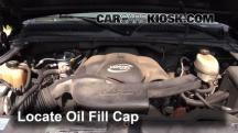 2003 Cadillac Escalade 6.0L V8 Oil