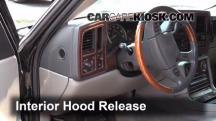 2003 Cadillac Escalade 6.0L V8 Belts