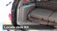 2003 Cadillac Escalade 6.0L V8 Jack Up Car