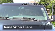 2003 Cadillac Escalade 6.0L V8 Windshield Wiper Blade (Front)