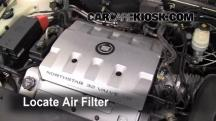 2003 Cadillac Seville SLS 4.6L V8 Air Filter (Engine)