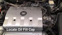 2003 Cadillac Seville SLS 4.6L V8 Aceite