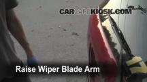 2003 Chevrolet Suburban 1500 LT 5.3L V8 Windshield Wiper Blade (Rear)