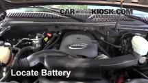 2003 Chevrolet Tahoe LS 5.3L V8 Battery