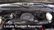 2003 Chevrolet Tahoe LS 5.3L V8 Coolant (Antifreeze)