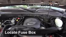 2003 Chevrolet Tahoe LS 5.3L V8 Fusible (motor)