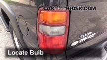 2003 Chevrolet Tahoe LS 5.3L V8 Lights