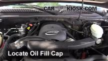 2003 Chevrolet Tahoe LS 5.3L V8 Aceite