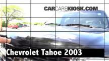 2003 Chevrolet Tahoe LS 5.3L V8 Review