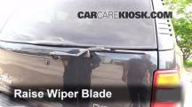 2003 Chevrolet Tahoe LS 5.3L V8 Windshield Wiper Blade (Rear)