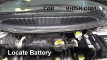 2003 Dodge Caravan SE 3.3L V6 FlexFuel Battery