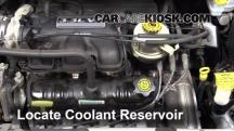 2003 Dodge Caravan SE 3.3L V6 FlexFuel Coolant (Antifreeze)