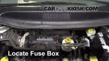 2003 Dodge Caravan SE 3.3L V6 FlexFuel Fuse (Engine)