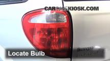 2003 Dodge Caravan SE 3.3L V6 FlexFuel Lights