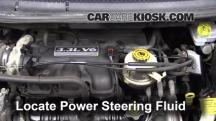 2003 Dodge Caravan SE 3.3L V6 FlexFuel Power Steering Fluid