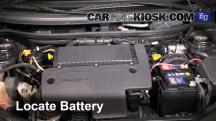 2003 Fiat Punto EX 1.3L 4 Cyl. Turbo Diesel Battery