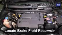 2003 Fiat Punto EX 1.3L 4 Cyl. Turbo Diesel Brake Fluid