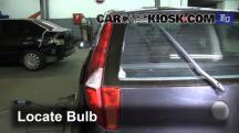 2003 Fiat Punto EX 1.3L 4 Cyl. Turbo Diesel Lights
