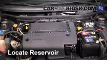 2003 Fiat Punto EX 1.3L 4 Cyl. Turbo Diesel Windshield Washer Fluid