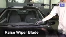 2003 Fiat Punto EX 1.3L 4 Cyl. Turbo Diesel Windshield Wiper Blade (Front)