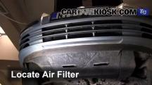 2003 Fiat Stilo 5-Porte JTD 1.9L 4 Cyl. Turbo Diesel Air Filter (Engine)