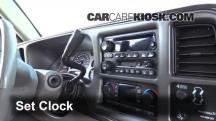 2003 GMC Sierra Denali 6.0L V8 Reloj