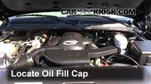 2003 GMC Sierra Denali 6.0L V8 Oil