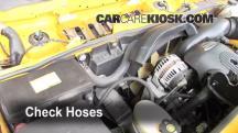 2003 Hummer H2 6.0L V8 Hoses