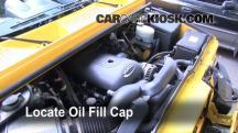 2003 Hummer H2 6.0L V8 Oil