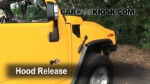 2003 Hummer H2 6.0L V8 Belts