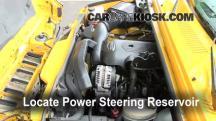 2003 Hummer H2 6.0L V8 Líquido de dirección asistida