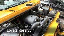 2003 Hummer H2 6.0L V8 Windshield Washer Fluid