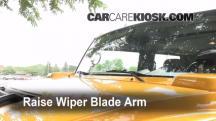 2003 Hummer H2 6.0L V8 Windshield Wiper Blade (Front)