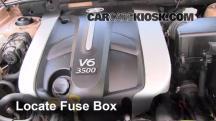 2003 Hyundai Santa Fe GLS 3.5L V6 Fuse (Engine)